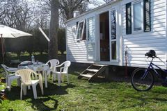 "Rental ""Confort+"" or ""Grand Large"" Mobile home"