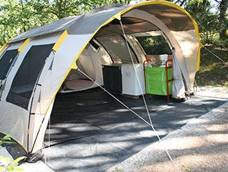 Rental Camping Kit